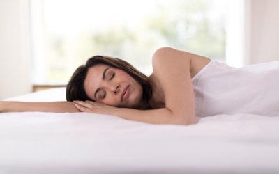 La posizione più comoda per dormire