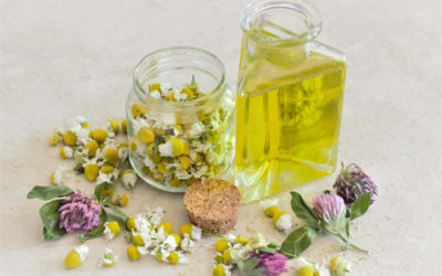 Relax, it's Spring! The Wonderful Power of Aromatherapy